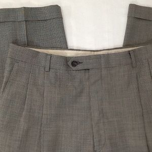 Hart Schaffner Marx Gold men's trousers